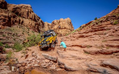Offroad in Moab. Pt2.