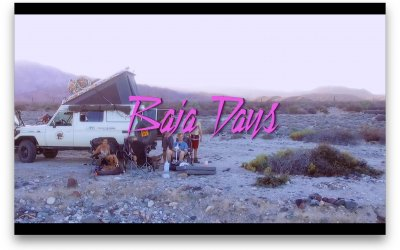 Follow The Hound: Episode One; Baja Days